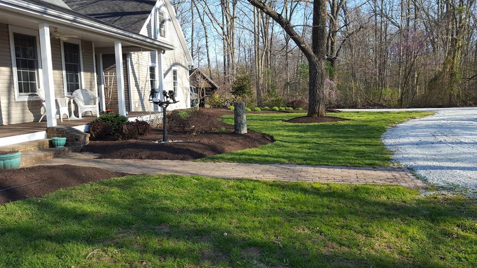 Early-Spring-Landscaping